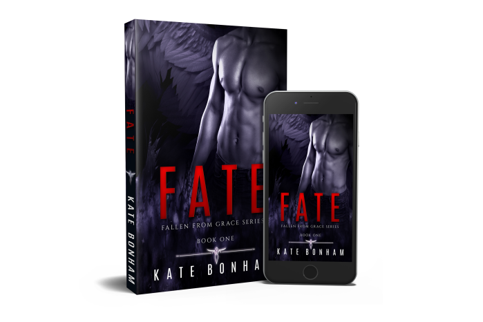 Fate 5x8 iPhone mockup